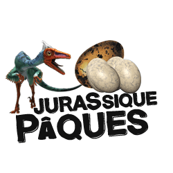Jurassic Paques